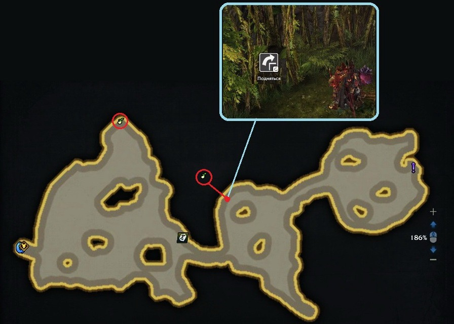 Мококо на острове покоя лост арк