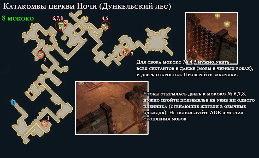 07 katakomby cerkvi nochi v lost ark atlas iskatelya 1