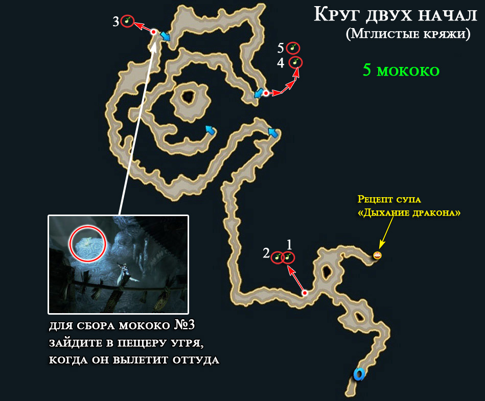 11 krug dvukh nachal podzemele anshu mokoko